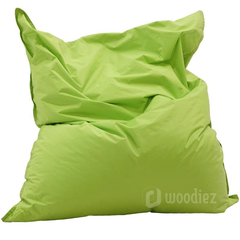 Groene zitzak huren