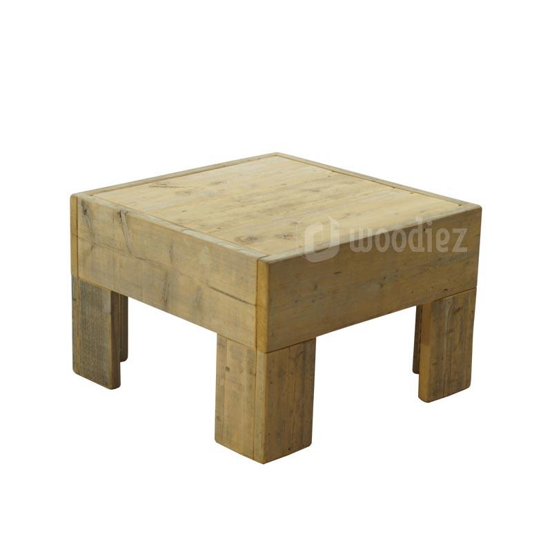 Verhuur steigerhouten lounge meubilair