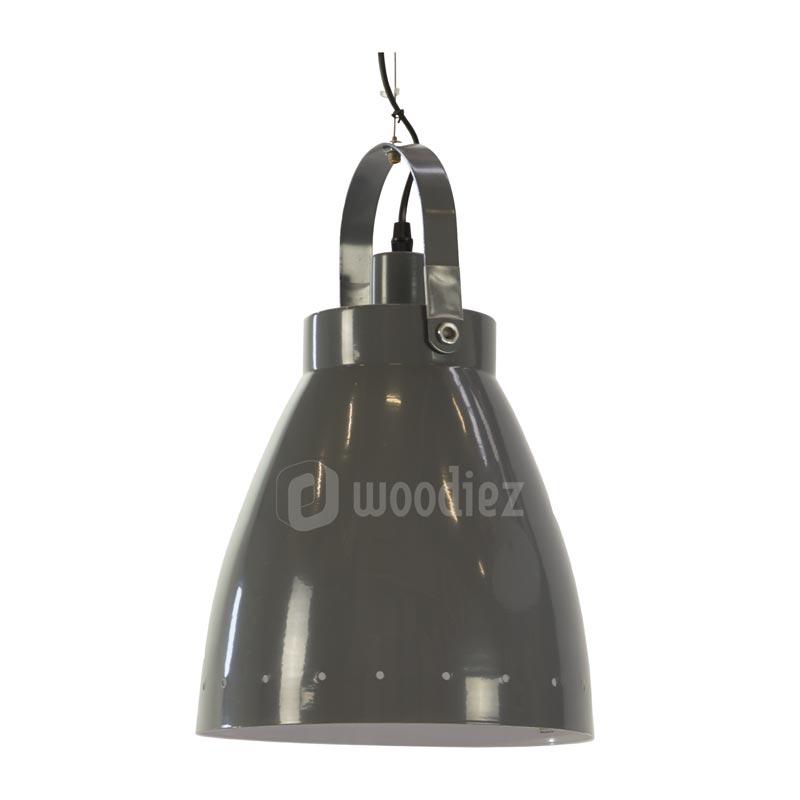Industriële lamp grijs huren