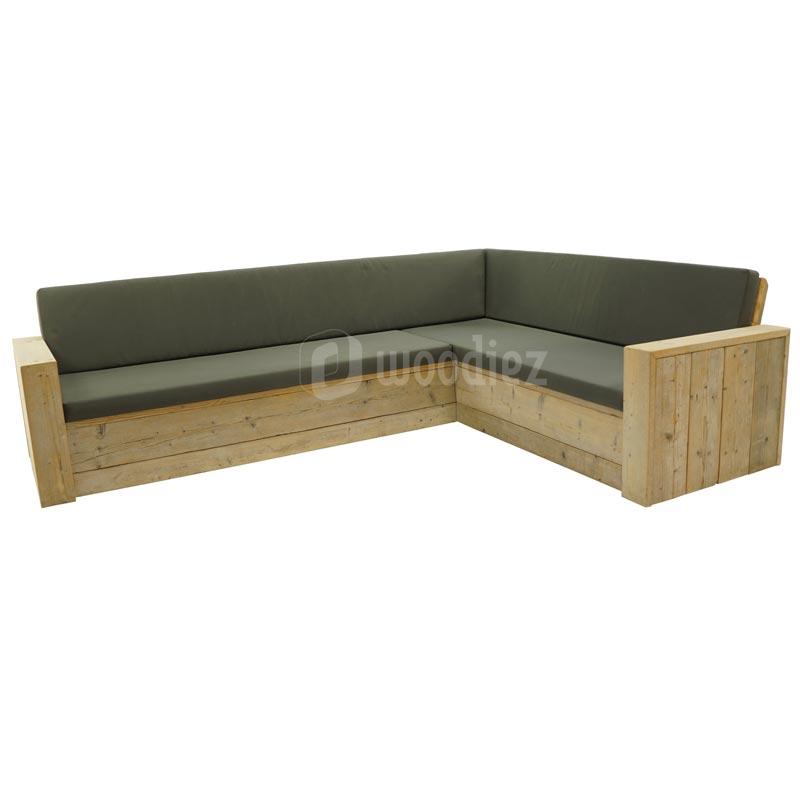 Steigerhouten meubels op maat gemaakt kopen   Woodiez
