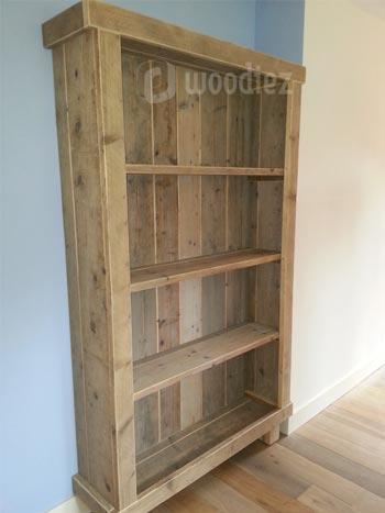 Steigerhouten kast voor jou op maat gemaakt | Woodiez