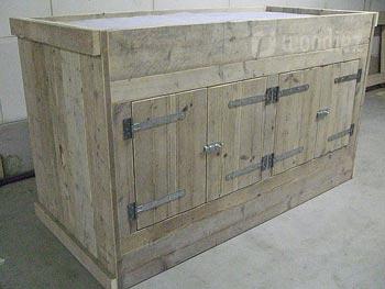 Steigerhouten Bed Voor Jou Op Maat Gemaakt Woodiez