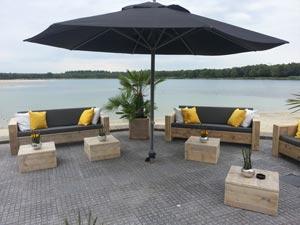 Steigerhout Meubels Barendrecht : Steigerhouten meubels op maat kopen of huren woodiez