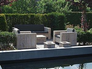Goedkope Steigerhouten Meubels : Steigerhouten meubels op maat kopen of huren woodiez